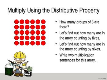 Eureka Math - 3rd Grade Module 3, Lesson 4 PowerPoint