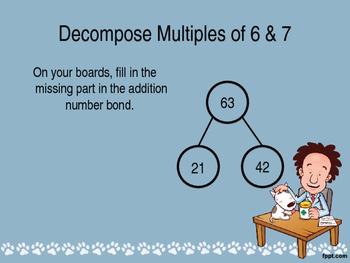 Eureka Math - 3rd Grade Module 3, Lesson 6 PowerPoint