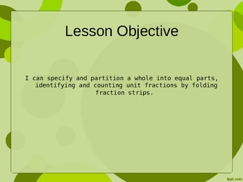 EngageNY - 3rd Grade Module 5, Lesson 2 PowerPoint