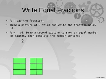 EngageNY - 3rd Grade Module 5, Lesson 26 PowerPoint