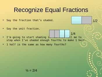 EngageNY - 3rd Grade Module 5, Lesson 28 PowerPoint