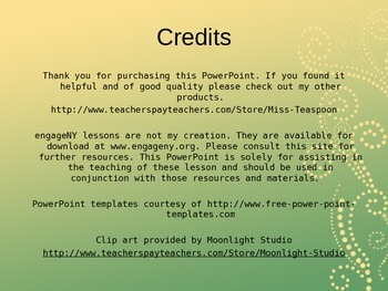 EngageNY - 3rd Grade Module 5, Topic F PowerPoints