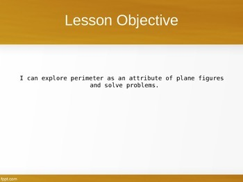 EngageNY - 3rd Grade Module 7, Lesson 13 PowerPoint