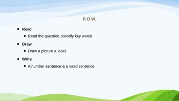 EngageNY - 3rd Grade Module 7, Lesson 32 PowerPoint