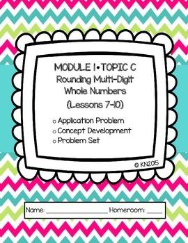 EngageNY 4th Grade Math Module 1 Topic C Journal