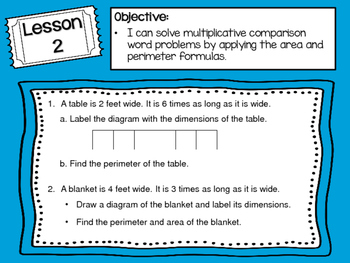 EngageNY 4th Grade Math Module 3 Exit Tickets