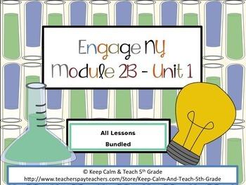EngageNY 5th Grade ELA - Module 2B, Unit 1 - Full Module P