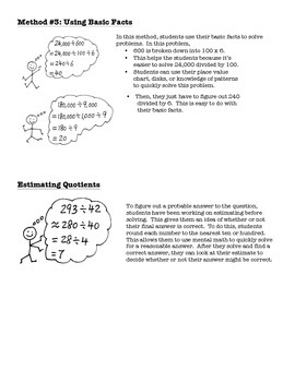 5th Grade EngageNY/Eureka Math - Module 2 - Lessons 16-18 Parent Info Sheet