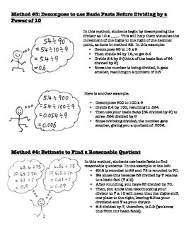 5th Grade EngageNY/Eureka Math - Module 2 - Lessons 24-27 Parent Info Sheet