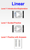 EngageNY Algebra 2 Module 1 Lesson 1 Sequences Linear Level 1