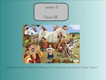 CKLA Domain 1 Lesson 6 for Grade 2