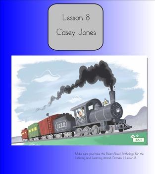 CKLA Domain 1 Lessons 1-8 for Grade 2