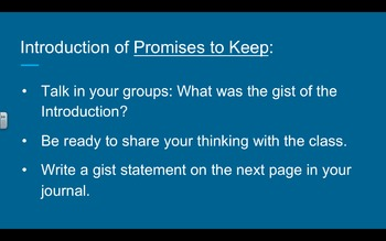 EngageNY ELA PowerPoint Presentations, Grade 5, Module 3A, Unit 2, Lessons 1-17