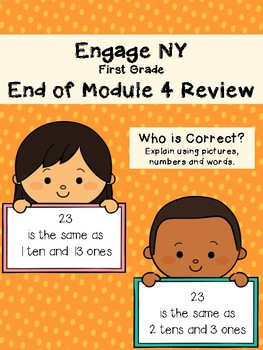 EngageNY End of Module 4 Review