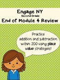 EngageNY End of Module 4 Review Grade 2