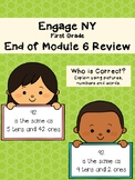 EngageNY End of Module 6 Review