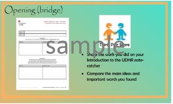 EngageNY English Language Arts Fifth Grade Module 1 Unit 1 Lesson 5