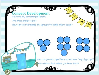 EngageNY Eureka 2nd Grade Math Module 6 Topic A Lessons 1-4