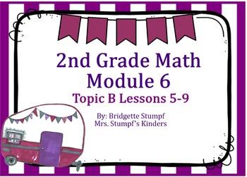 EngageNY Eureka 2nd Grade Math Module 6 Topic B Lessons 5-9