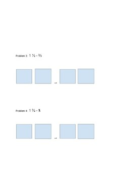 EngageNY Eureka 5th Grade Math Lesson 7 Module 3 Classwork & Practice