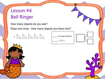EngageNY Eureka First Grade Math Module 1 Topic (B) Lessons 4-8