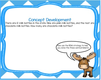 EngageNY Eureka First Grade Math Module 2 Topic (C) Lessons 22-25