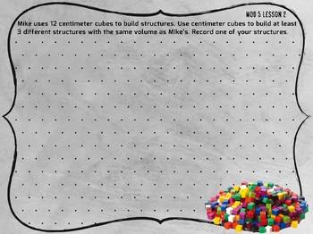 EngageNY / Eureka Grade 5 Math Module 5 Application Problems