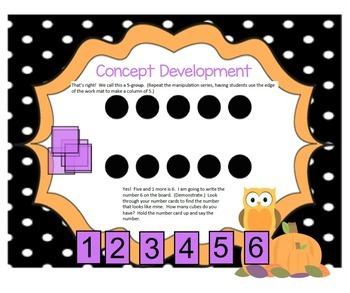 SMARTBOARD EngageNY Eureka Kindergarten Math Module 1 Topic (E) Lessons 17-22