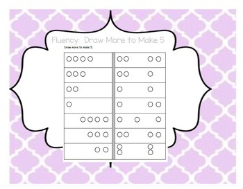SMARTBOARD EngageNY Eureka Kindergarten Math Module 2 Topic (A) Lessons 1-5