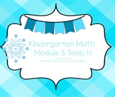 SMARTBOARD EngageNY Eureka Kindergarten Math Module 3 Topic (H) Lessons 29-32