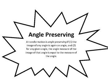 EngageNY - Eureka Math 8th Grade Module 2 Word Wall