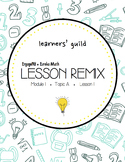 EngageNY/Eureka Math: Grade 1 - Module 1 / Topic A / Lesson 1 REMIX