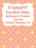 EngageNY Eureka Math Grade 2 Modules 1-8 Application Problems BUNDLE