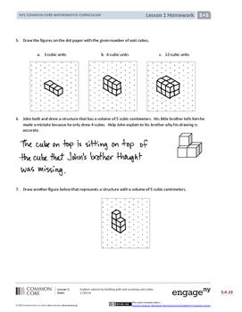 EngageNY (Eureka Math) Grade 5 Module 5 Answer Key by ...