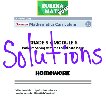 EngageNY (Eureka Math) Grade 5 Module 6 Answer Key by ...