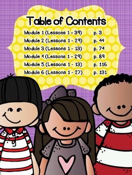 Engage NY Eureka Math Grade 1 Modules 1-6 Application Problems Strip Bundle