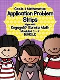 Engage NY Eureka Math Grade 1 Modules 1-6 Application Prob