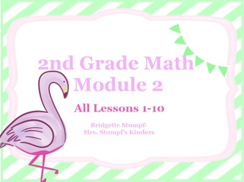 EngageNY Eureka Second Grade Math Module 2 All Lessons 1-10