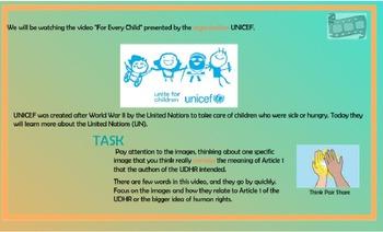 EngageNY Fifth Grade English Language Arts Fifth Grade Module 1 Unit 1 Lesson 2