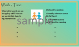 EngageNY English Language Arts Fifth Grade Module 1 Unit 1 Lesson 3
