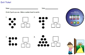 EngageNY First Grade Math Module 1 Lesson 2