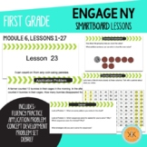 Engage NY (Eureka Math) First Grade SMARTBoard Lessons Module 6