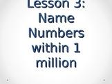 EngageNY Fourth Grade Math Module 1, Lesson 3