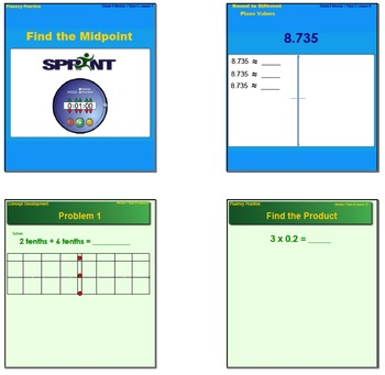 EngageNY GRADE 5 Module 1 Lessons 7-16