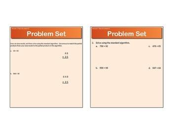 EngageNY GRADE 5 Module 2 Lesson 6