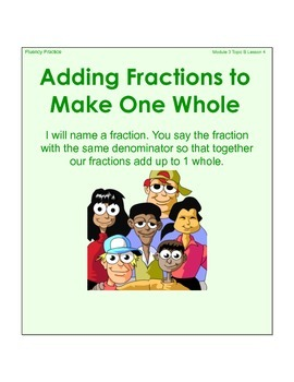 EngageNY GRADE 5 Module 3 Lesson 4