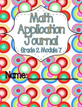 Engage NY Eureka Math Grade 2 Module 7 Application Problems Journal OLD VERSION