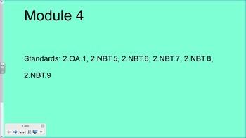 EngageNY Grade 2 Module 4