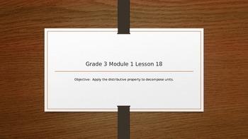 EngageNY Grade 3 Module 1 Lesson 18