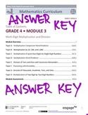 EngageNY (Eureka Math) Grade 4 Module 3 Answer Key
